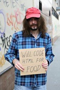 Freelancer Code for Food