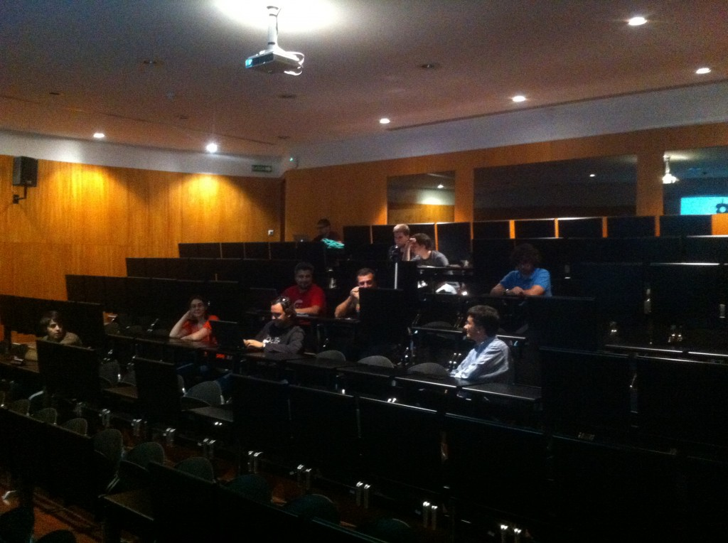 Coimbra JUG Meeting 6 Audience