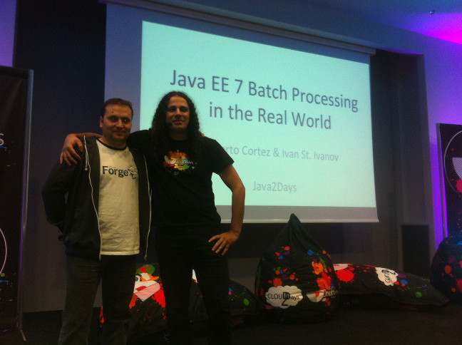 Java2Days - radcortez - ivan