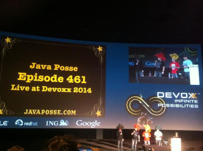 Java Posse Devoxx
