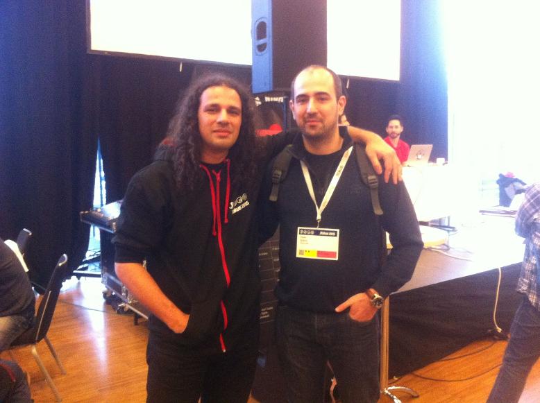 Roberto and Paulo