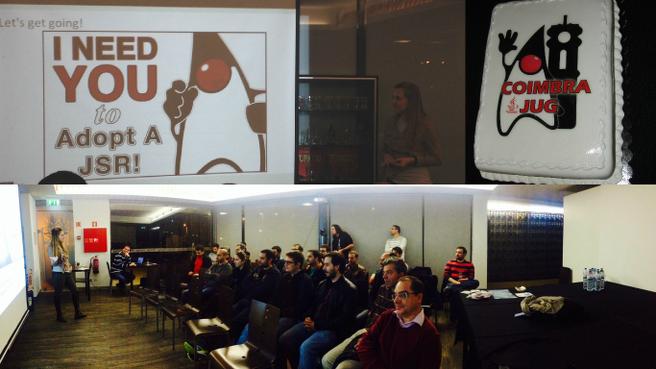 Coimbra JUG Meeting 11