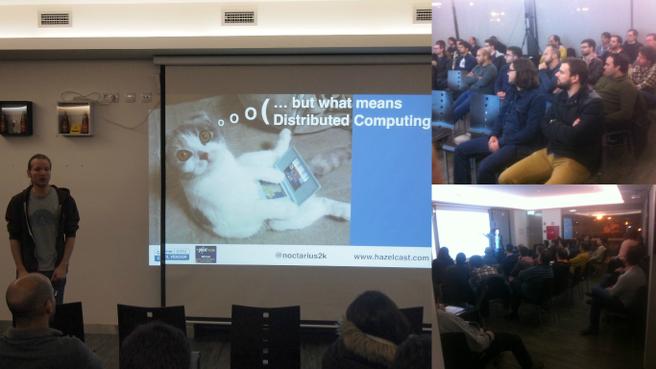 Coimbra JUG Meeting 12