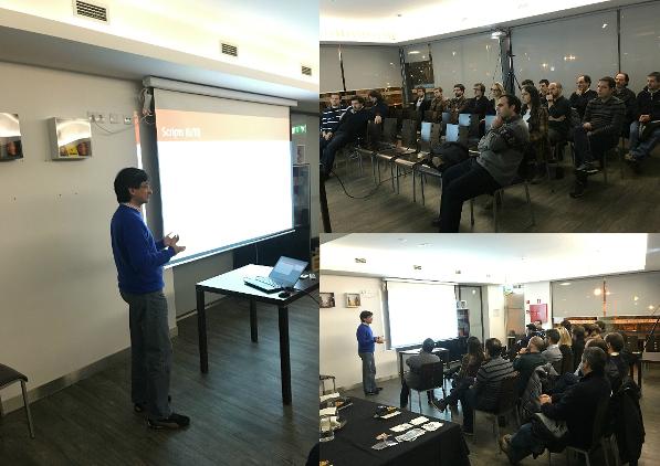Coimbra JUG Meeting 13