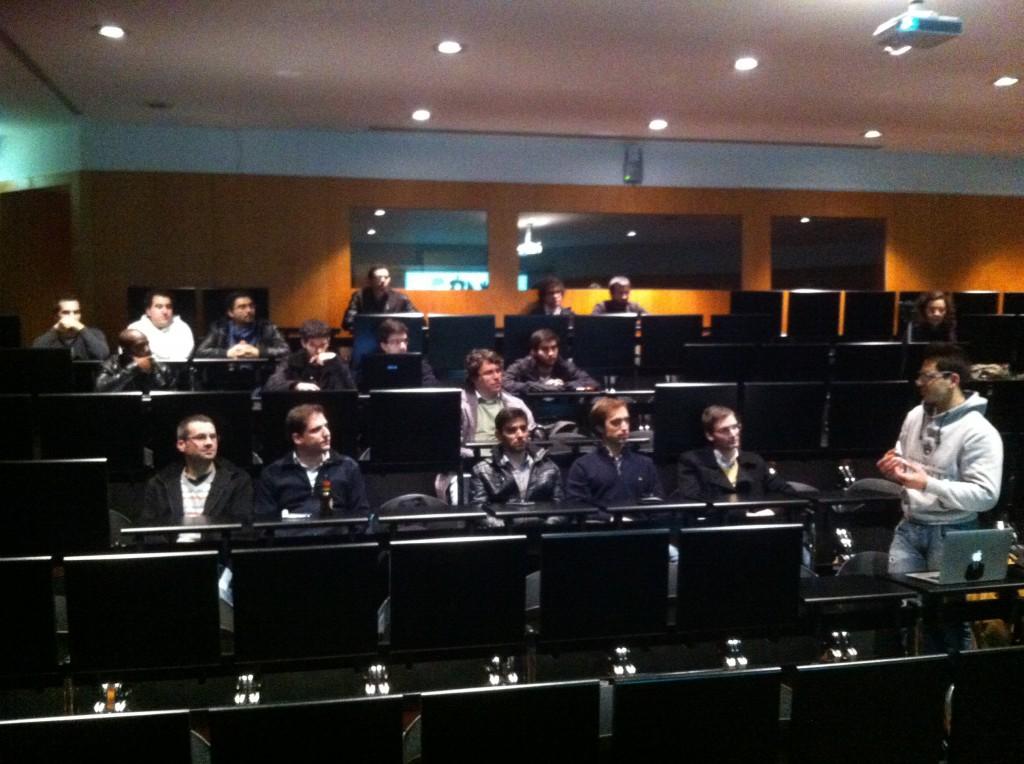 Coimbra JUG Meeting 2