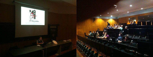 Coimbra JUG Meeting 4 Audience