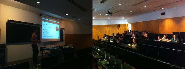 Coimbra JUG Meeting 5 Audience