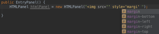 IntelliJ Inject Language