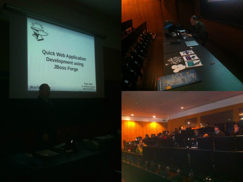Coimbra JUG Meeting 7 Session