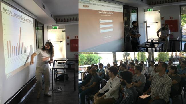 Coimbra JUG Meeting 15